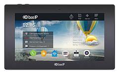 IP відеодомофон BasIP AK-10 v4 Black
