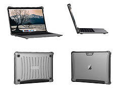 Чохол UAG для MacBook Air 13 Plyo, Ice
