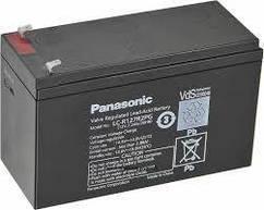 Акумуляторна батарея Panasonic 12V 7.2 Ah