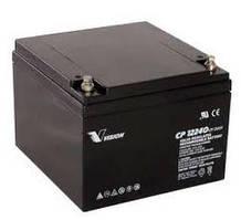 Акумуляторна батарея Vision CP 12V 24Ah