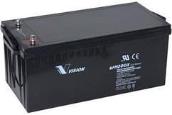 Акумуляторна батарея Vision FM 12V 200Ah 6FM200SE