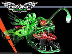 Іграшковий дрон Auldey Force Drone дослідник та захисник Angler Attack