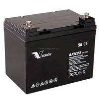 Акумуляторна батарея Vision FM 12V 33Ah