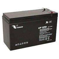 Акумуляторна батарея Vision CP 12V 7.0 Ah