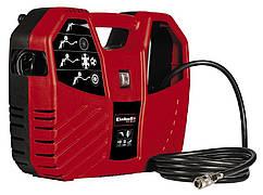Компресор повітряний TC-AC 180/8 OF, 1100 Вт, 180 л/хв, 8 бар, безмасляний, набір інструментів і насадок (8