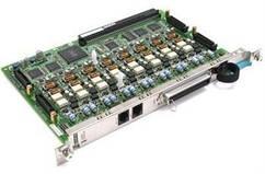 Плата розширення Panasonic KX-TDA6382X для KX-TDE600, 16-Port Analogue Trunk Card w/Caller Id