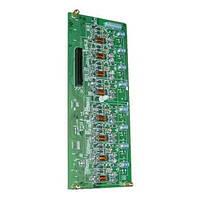 Плата розширення Panasonic KX-TDA1186X для KX-TDA100D, 8-Port Analogue Trunk Daughterboard