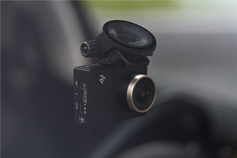 Відеореєстратор автомобільний 2E Drive 530