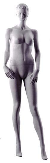Манекен женский Michelle/MP3 (белый)