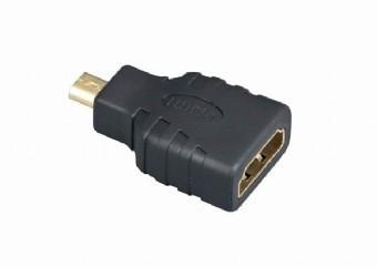Адаптер Cablexpert (A-HDMI-FD) HDMI-microHDMI
