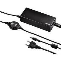 Універсальний зарядний пристрій НАМА для ноутбуків, 15-24 В / 90 Вт, black