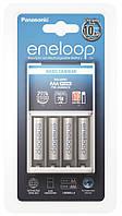 Зарядний пристрій Basic Charger+ Eneloop 4AA 1900 mAh New