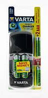 Зарядний пристрій VARTA Pocket Charger + 4AA 2100 mAh +2AAA 800 mAh NI-MH