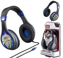 Навушники eKids Disney Star Wars, Millenium Falcon, Kid-friendly volume, 3D