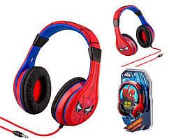 Навушники eKids MARVEL, Spider-Man, Kid-friendly volume, коробка
