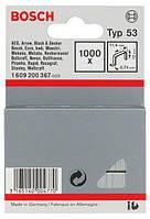 Скоби Bosch 12мм ТИП 53, 1000шт