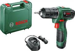 Дриль-шуруповерт Bosch EasyDrill 1200,акумуляторна