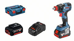 Акумуляторний гайкокрут GDX 18V-200 C