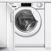 Вбудовувана пральна машина Candy CBWMS 914TWH-S