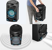 Акустична система Sony MHC-V02 Чорний