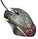 Мышь Trust GXT 170 Heron RGB (21813) Black USB, фото 4