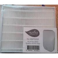 *Фільтр HEPA NU-IBAP0002 до очищувача повітря Nuvita NV1850