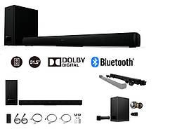 Звукова панель TCL TS5010 2.1, 240W, Dolby Digital, Wireless Sub