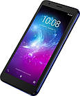 """Смартфон ZTE Blade L8 Dual Sim Blue; 5"""" (960х480) IPS / Unisoc SC9863A / ОЗУ 1 ГБ / 16 ГБ встроенной + microSD, фото 6"""