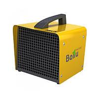 Обігрівач теплова гармата Ballu BKX-5, 3000Вт, 40 м2, хутро. керування, IP24, жовтий