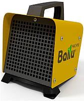 Обігрівач теплова гармата Ballu BKN-3, 2200Вт, 20м2, хутро. керування, IP24, жовтий