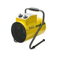 Обігрівач теплова гармата Ballu ВНР-PE-5, 4500Вт, 50м2, хутро. керування, жовтий