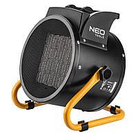 Керамічний Обігрівач теплова гармата NEO TOOLS 3 кВт, PTC, 280 м3 / год