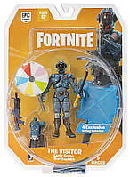 Колекційна фігурка Jazwares Fortnite Survival Kit The Visitor