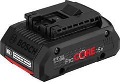 Акумулятор Bosch ProCore 18V 4 Ah