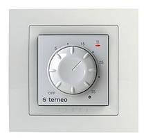 Терморегулятор Terneo ROL механічне керування, IP20, білий