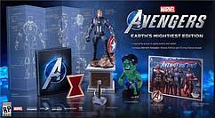 """Програмний продукт на BD диску Marvel Месники """"Найвеличніше видання Землі"""" [Blu-Ray диск]"""