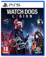 Програмний продукт на BD диску PS5 Watch Dogs Legion [PS5, Russian version]