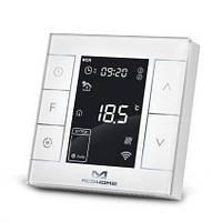 Розумний термостат для керування водяною теплою підлогою /водонагрівачем MCO Home, Z-Wave, 230V АС, 10А, білий