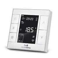 Розумний термостат для керування електричною теплою підлогою MCO Home, Z-Wave, 230V АС, 16А, білий
