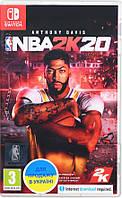 Програмний продукт NBA 2K20