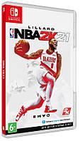 Програмний продукт NBA 2K21