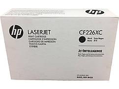 Картридж HP 26X LJ Pro M402/M426 Black (9000 стр) Contractual