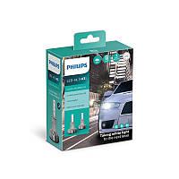 Лампа світлодіодна Philips H3 Ultinon Pro5000 +160%, 2 шт/комплект