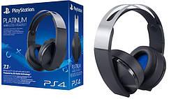 Гарнітура PlayStation Platinum WL