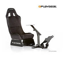 Кокпіт з кріпленням для керма та педалей Playseat® Evolution - Alcantara