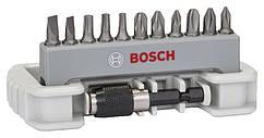 Набір біт Bosch Extra-Hart, 11+1