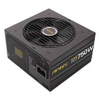 Блок живлення Antec EarthWatts EA750GPro (750W)80+GOLD,aPFC,12см,24+8,8*SATA,4*PCIe,12см,+3,напів-мод
