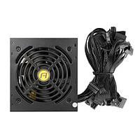 Блок живлення Antec Value Power VP550P Plus EC (550W) 80+, aPFC, 12см,24+8,1*FDD,7*SATA,2*PCIe,+2