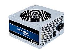 Блок живлення CHIEFTEC іагепа GPB-400S,12cm fan, a/PFC,24+4,3 xPeripheral,5xSATA,1xPCIe