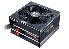 Блок живлення CHIEFTEC RETAIL Power Smart GPS-650C 14cm fan,24+8,3 xPeripheral,6xSATA,4xPCIe,modular